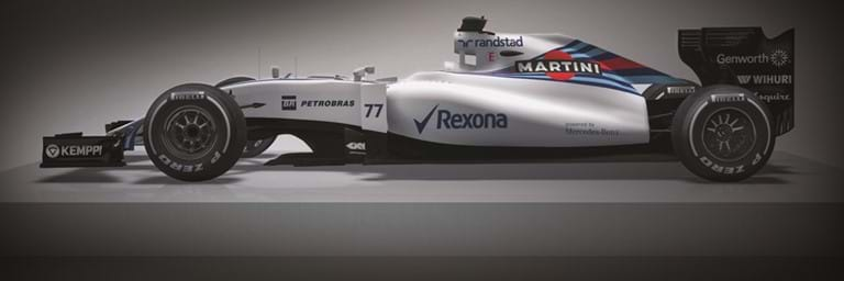 Homepage Hero Banner-WILLIAMS MARTINI RACING